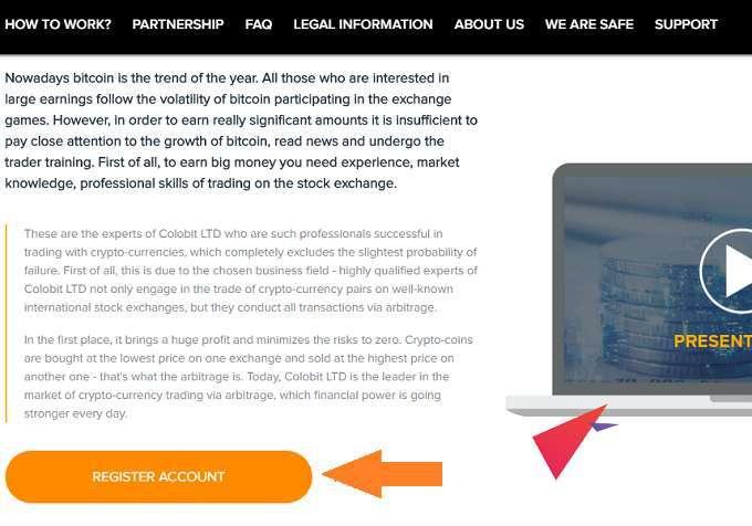 đầu tư Bitcoin kiếm lợi nhuận từ Colobit lãi xuất 4% trên ngày?