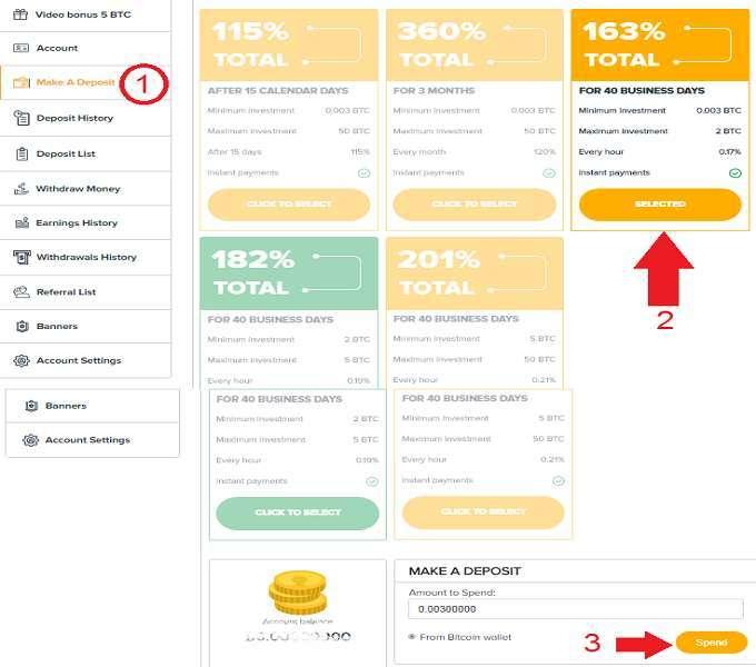 Có nên đầu tư Bitcoin kiếm lợi nhuận từ Colobit lãi xuất 4% trên ngày? 5
