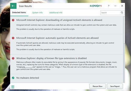 Công cụ miễn phí kiểm tra toàn bộ hệ thống Windows cực chất 3