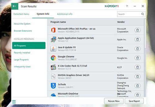 Công cụ miễn phí kiểm tra toàn bộ hệ thống Windows cực chất 5