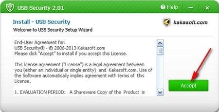 USB Sercurity bảo vệ dữ liệu USB một cách toàn diện