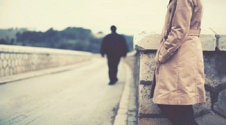 Tình yêu đó nếu không trọn vẹn hãy đừng níu kéo