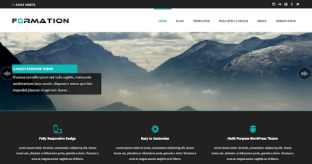5 theme wordpress miễn phí đơn giản tốt cho website
