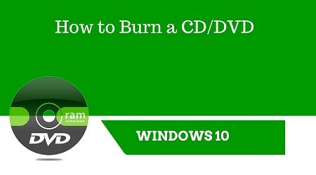 Burn tập tin ISO/IMG từ Command Prompt trong Windows 10 1