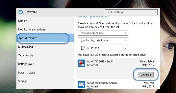 Hướng dẫn cách gỡ bỏ chương trình trong windows 10 1