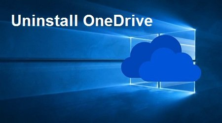 go bo onedrive tren windows10