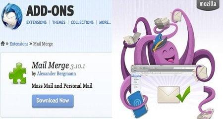 """""""Bá đạo"""" với cách gửi Email hàng loạt bằng Mozilla Thunderbird"""