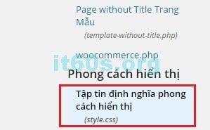 Thủ thuật WordPress tự động canh giữa hình ảnh trong bài viết