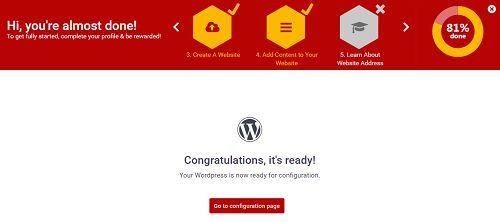 Tạo trang Web Wordpress bằng hosting miễn phí tốc độ chóng mặt 7