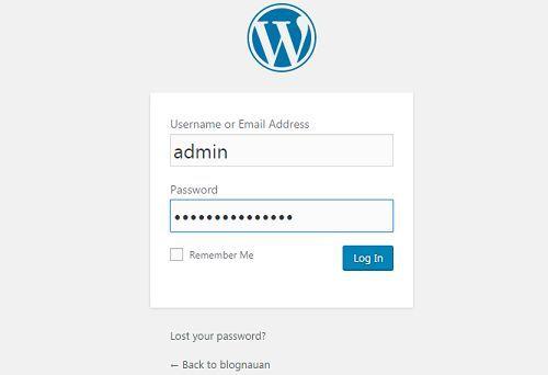 Tạo trang Web Wordpress bằng hosting miễn phí tốc độ chóng mặt 8