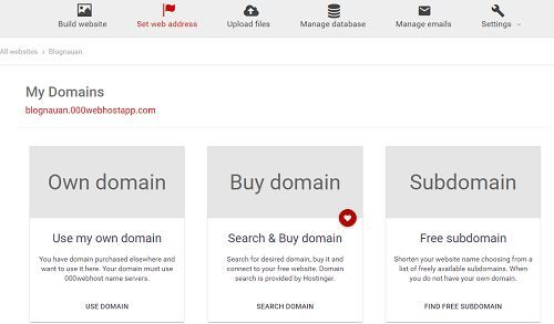 Tạo trang Web Wordpress bằng hosting miễn phí tốc độ chóng mặt 12