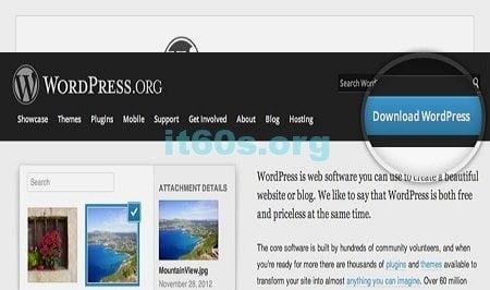 Hướng dẫn cài wordpress lên hosting bằng thủ công