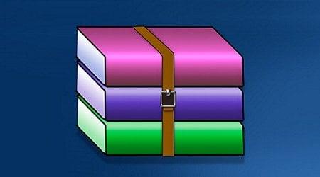 Cách sử dụng Winrar để sửa file nén bị lỗi dữ liệu 1