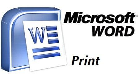 Cách loại bỏ khoảng trống khi in ra trên Microsoft Word