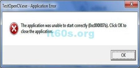 """Sửa lỗi """"0xc00007b"""" trên Windows 7, 8 & 8.1 với các phương pháp"""