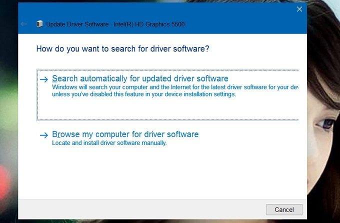 Cách khắc phục lỗi độ sáng màn hình không làm việc trong Windows 10 3