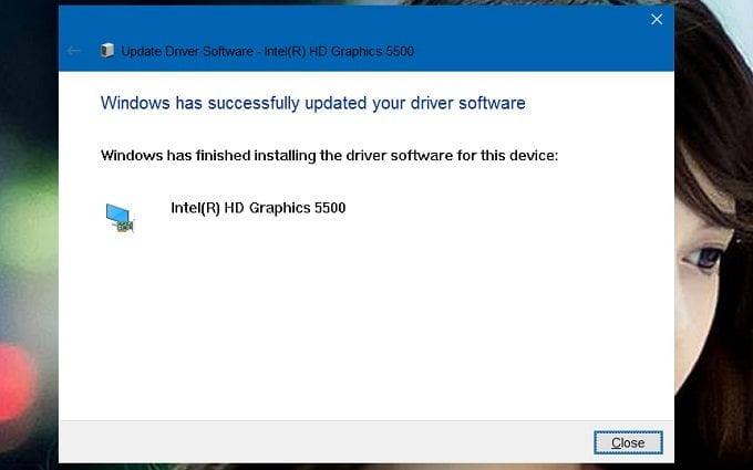 Cách khắc phục lỗi độ sáng màn hình không làm việc trong Windows 10 4