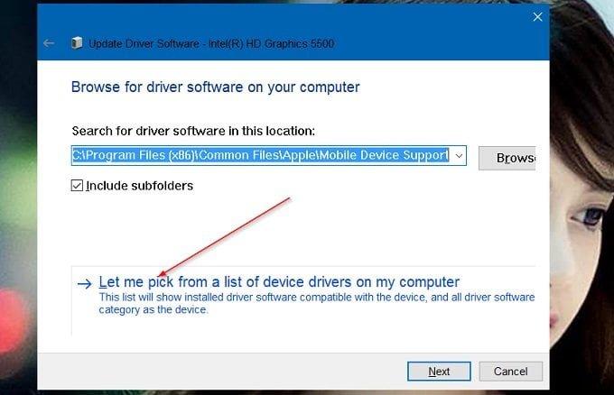 Cách khắc phục lỗi độ sáng màn hình không làm việc trong Windows 10 8