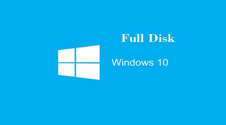 Cách sửa lỗi Full Disk 100% trên hệ điều hành Windows