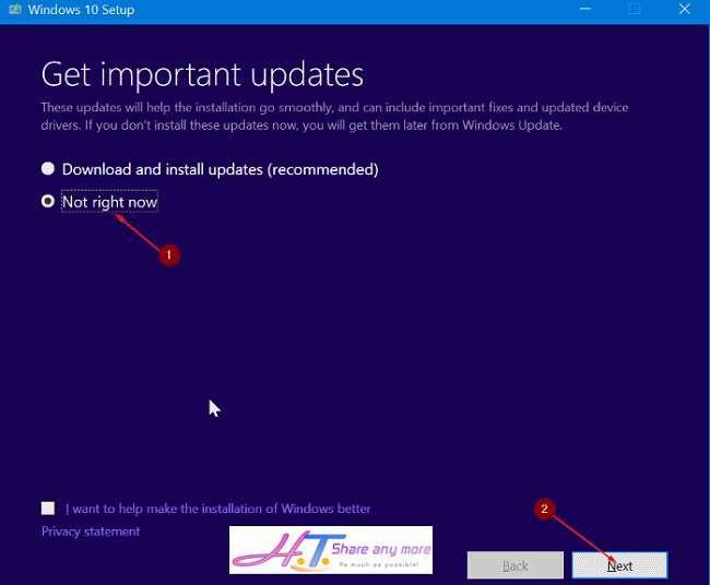 Cách sửa chữa Windows 10 không làm mất ứng dụng và dữ liệu 5