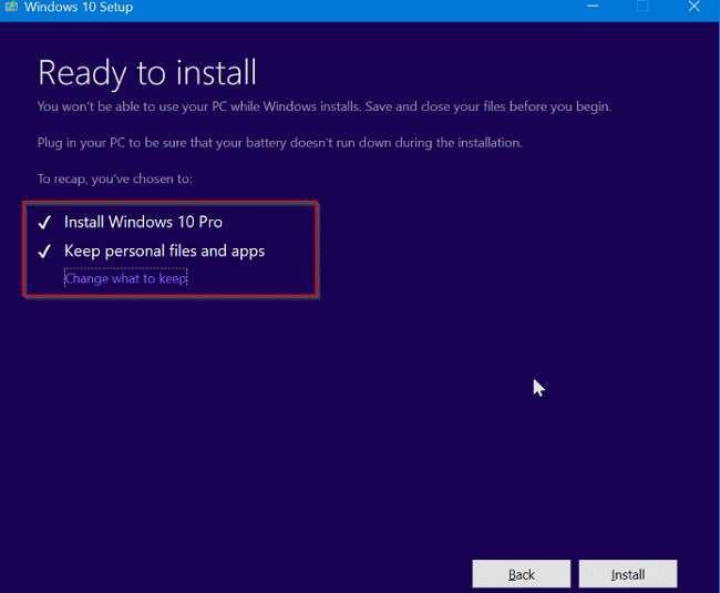 Cách sửa chữa Windows 10 không làm mất ứng dụng và dữ liệu 7