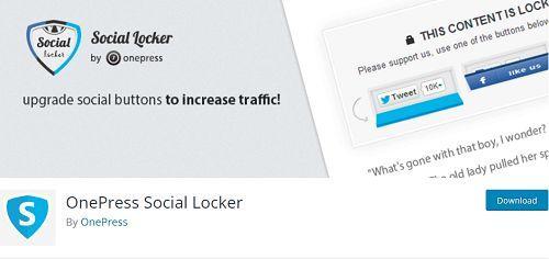 chia sẻ bài viết lên mạng xã hội bằng cách khóa nội dung quan trọng