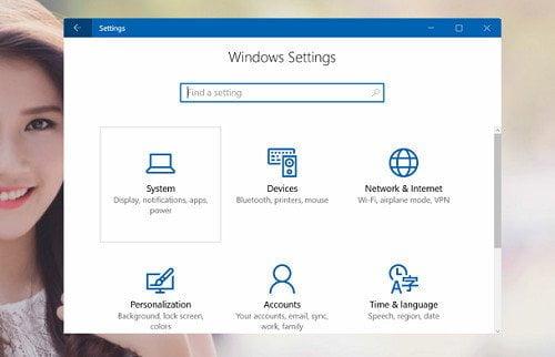 khởi động lại cửa hàng (Windows Store) trong Windows 10