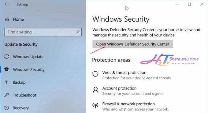 Cách kích hoạt chế độ ngăn chặn Ransomware trong Windows 10