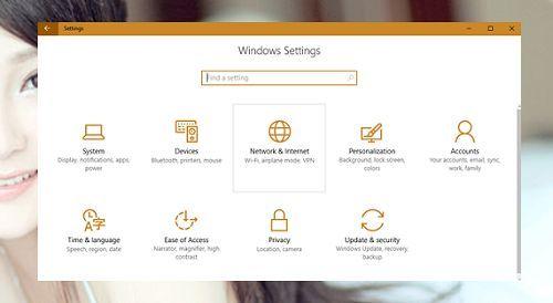 Kích hoạt tính năng phát Wifi trên Windows 10 Anniversary