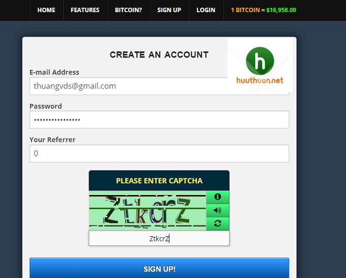 Cách kiếm Bitcoin miễn phí hàng giờ trên Freebitcoin uy tín nhất?