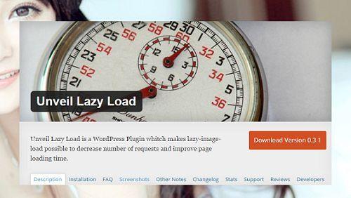 tăng tốc độ tải trang bằng cách sử dụng kỹ thuật tải lười biếng