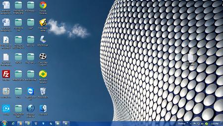 Hướng dẫn lưu dữ liệu ở Desktop không bị mất