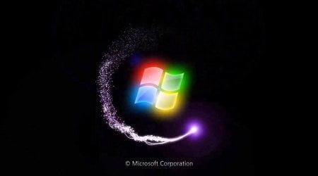 màn hình bí mật của windows 7