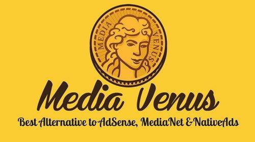 MediaVenus mạng quảng cáo Native sự lựa chọn tốt nhất cho kiếm tiền