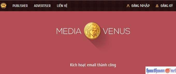 MediaVenus mạng quảng cáo Native sự lựa chọn tốt nhất cho kiếm tiền 6