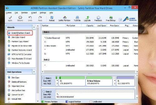Cách mở rộng phân vùng hệ thống trong Windows 10 đơn giản 2