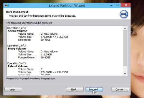Cách mở rộng phân vùng hệ thống trong Windows 10 đơn giản 6