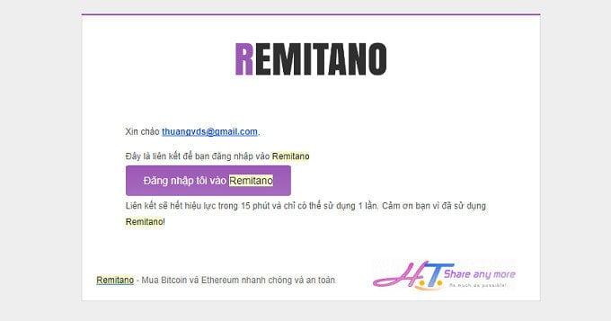 Cách mua bán Bitcoin trên Remitano bằng tiền Việt đơn giản? 2