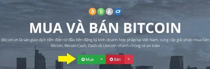 Cách mua và bán Bitcoin và một số tiền ảo khác uy tín tại Việt Nam 4