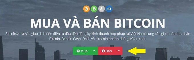 Cách mua và bán Bitcoin và một số tiền ảo khác uy tín tại Việt Nam 7