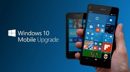 Windows 10 mobile cho thiết bị Windows Phone 8.1
