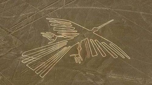 Khu vực kỳ bí hình bí ẩn ở Peru