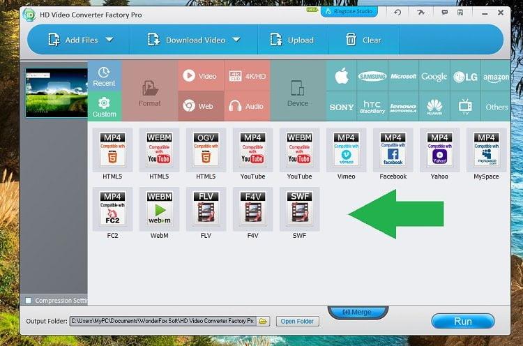 Độc quyền miễn phí phần mềm WonderFox HD Video Converter Factory Pro 13