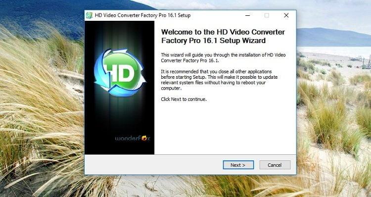 Độc quyền miễn phí phần mềm WonderFox HD Video Converter Factory Pro 3