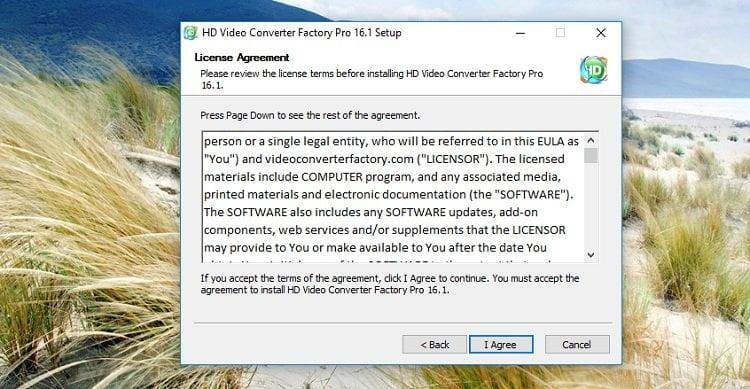 Độc quyền miễn phí phần mềm WonderFox HD Video Converter Factory Pro 4