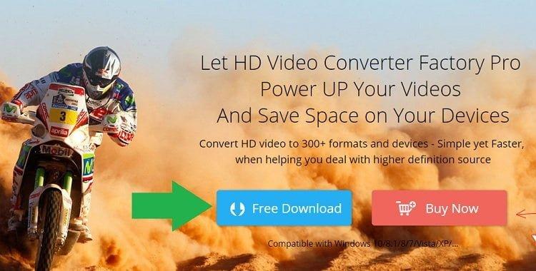 Độc quyền miễn phí phần mềm WonderFox HD Video Converter Factory Pro