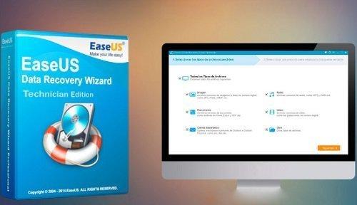 Khôi phục dữ liệu tốt nhất với EaseUS Data Recovery Wizard Free 12.0