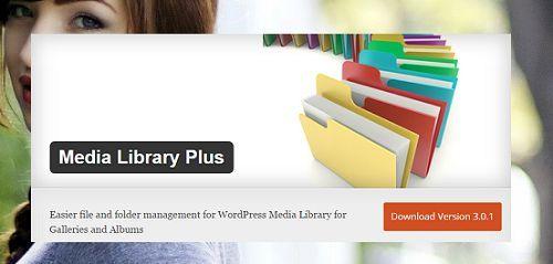 quản lý tập tin và thư mục trong thư viện WordPress
