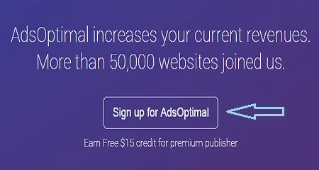 Adsoptimal mạng quảng cáo tuyệt vời thay thế cho google adsense