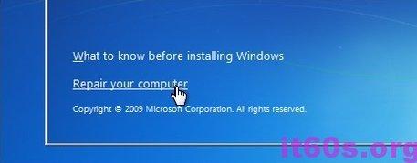 Hướng dẫn Reset lại mật khẩu windows 7 đơn giản